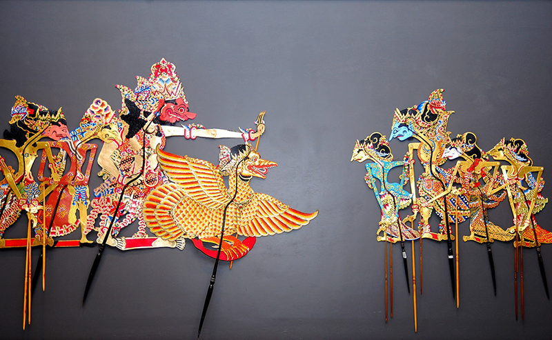 Shadow Puppets from Indonesia.travel website