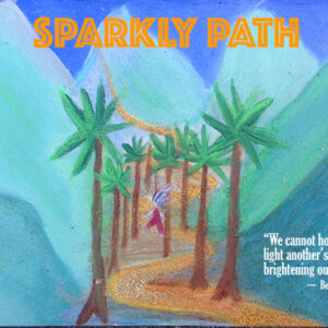 Sparkly Path