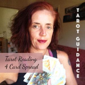 Tarot Reading 4 Cards
